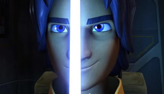 Star Wars Rebels - Season 2 Episode 02: Relics of the Old