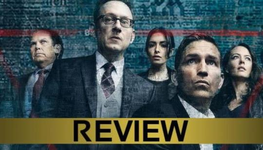 SR | 'Person of Interest: Series Finale' Review | FilmWatch